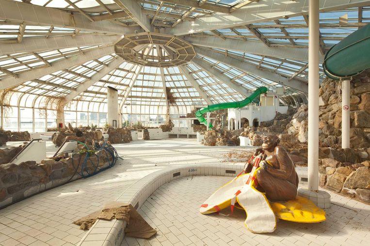 Foto uit de serie Tropicana Revisited. Beeld Frank Hanswijk