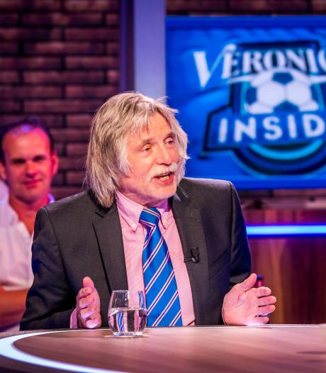 Johan Derksen neemt het op voor Argon-trainer na racistische uitspraken: 'Zou humor kunnen zijn'