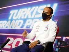 Strijd voor gelijke rechten belangrijker voor Hamilton dan zevende wereldtitel