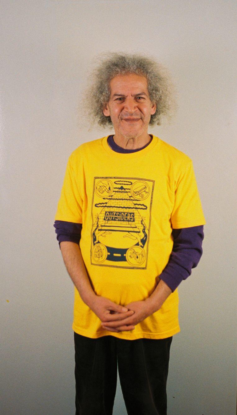 Yusuf, vrijwilliger en kok in Makom Beeld
