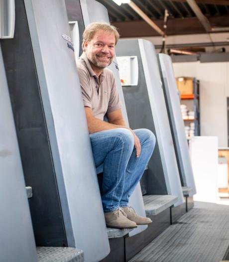 Van den Bosch & Fikkert Almelo: 'In de grafische industrie word je geen miljonair'