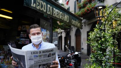 Leven na de dood: Jan Segers keert terug naar 'zijn' Bergamo, wereldhoofdstad van corona