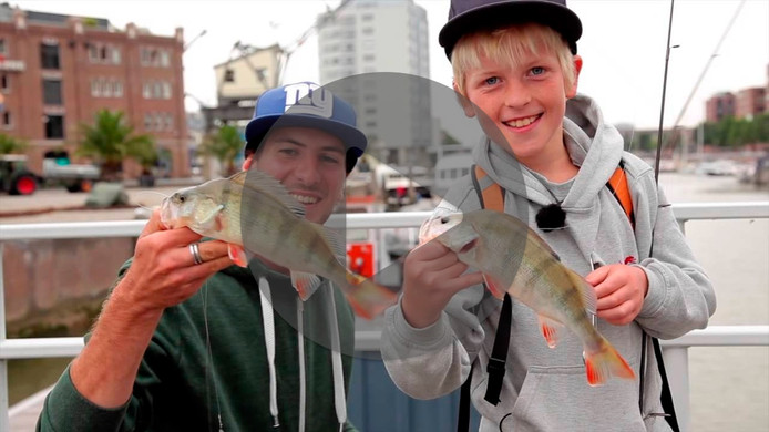 Leer vissen met VisKid Boaz