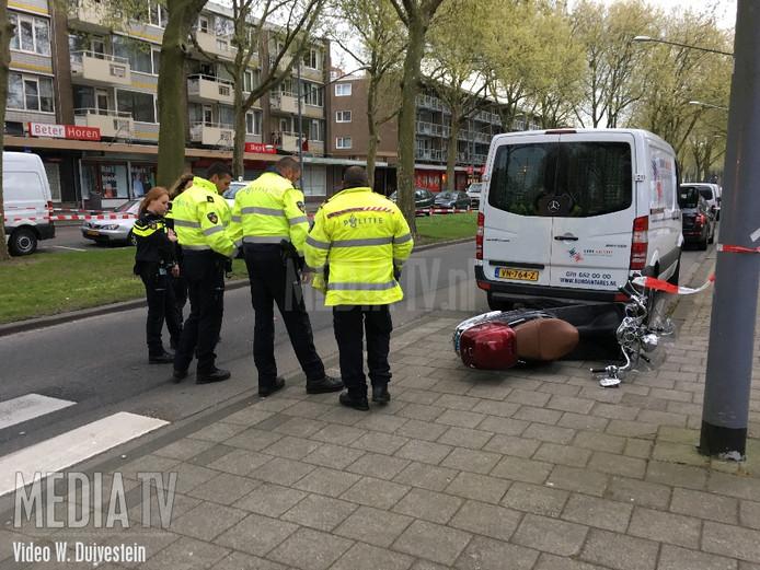 Politie Zoekt Held Na Reanimatie Op De Slinge Rotterdam Adnl