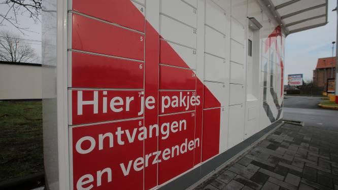 Gemeente Linter installeert in 2020 twee pakjesautomaten van bpost
