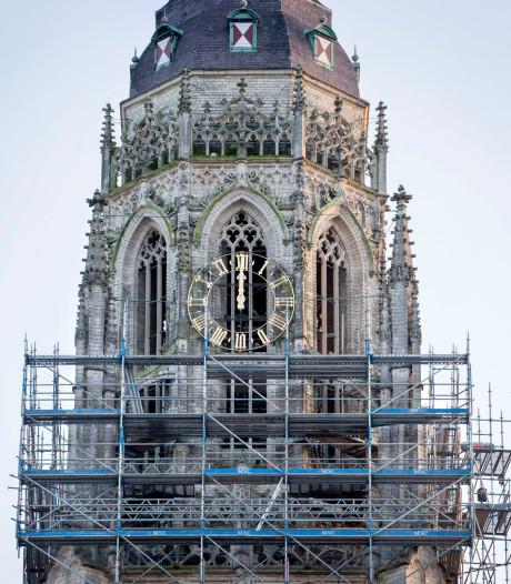 Heel de dag 12 uur. Wat is er met de Grote Kerk in Breda aan de hand?