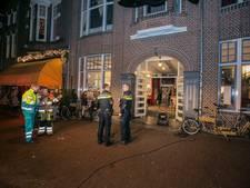 Explosie gasfles in Nijmeegs restaurant verwondt vrouw en ontzet muur
