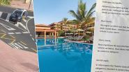 """116 Belgische toeristen vast in hotel op Tenerife door coronavirus: """"Briefje onder deur geschoven dat we op kamer moeten blijven"""""""