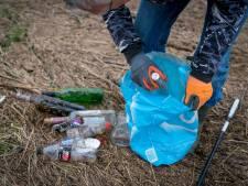 Vrijwilligers maken de Schelde schoon