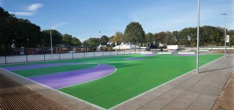 Gloednieuw Sportpark-Zuid in Aalten nu al in geldnood