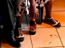Zuid-Afrikaanse Gabola kerk volledig in teken van bier en de bijbel