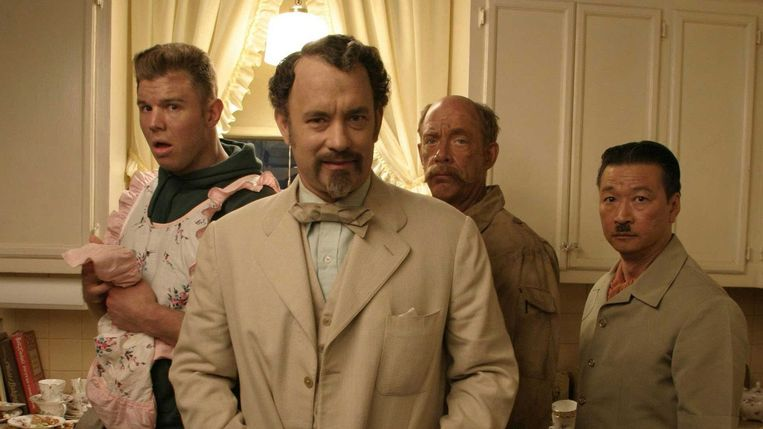 The Ladykillers. Beeld