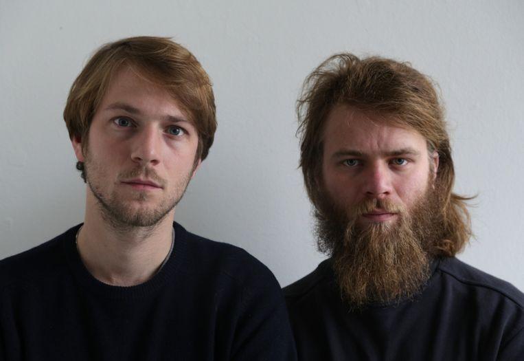 Sander Breure en Witte van Hulzen Beeld Leroy Verbeet
