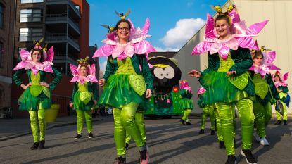 Boom maakt zich op voor carnavalsweekend