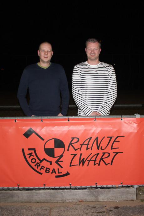Oranje Zwart legt trainer Klappe vast