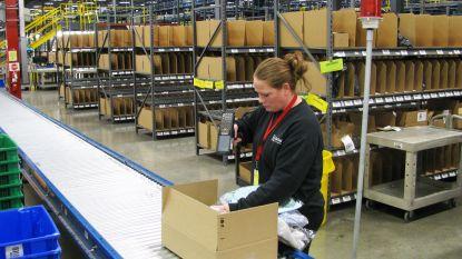 Bpost-dochter helpt Black Friday-waanzin in de VS te verwerken: pakjes, pakjes, pakjes aan de 5 kilometer lange band