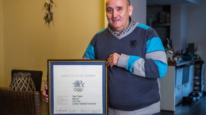 34 jaar lang over het hoofd gezien, maar nu toch ereteken voor olympiër Roger Ilegems