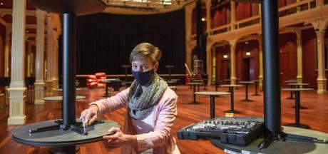 Beetje bij beetje kunnen we weer naar schouwburg in Zutphen, Theater Hanzehof stippelt eigen 'routekaart' uit