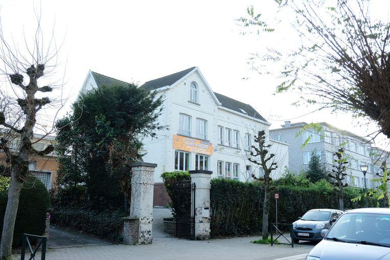 Het Institute Saint-Vincent in Anderlecht.
