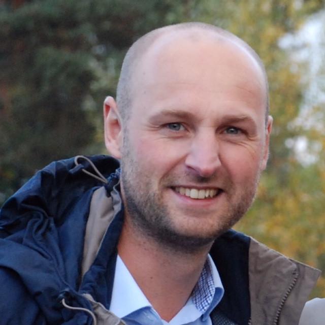 Joris van Dam, fractievoorzitter van PvdA/GroenLinks in Son en Breugel.