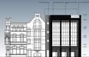 De nieuwe voorgevel grijpt terug op het oorspronkelijke ontwerp van architect Jos Schijvens.