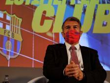 Premier cap franchi pour Laporta et trois autres précandidats à la présidence du FC Barcelone
