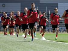 Klaas Wels laat spelers zweten: 'Nog nooit zo'n zware eerste training gehad'