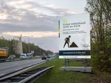 Bedrijven Lingewaard vrezen verkeerschaos door werk aan A325