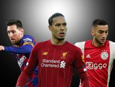 De nominaties voor het wereldelftal van het jaar 2019