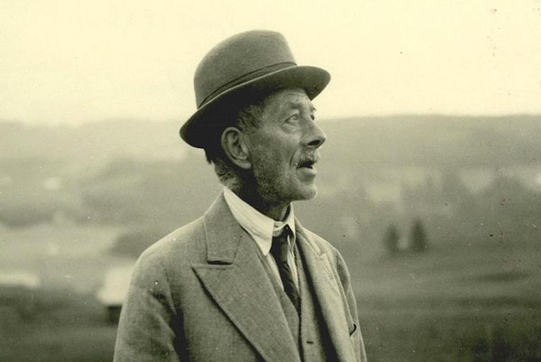 Robert Walser Beeld