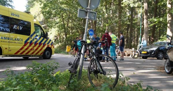 Wielrenners aangereden in Loon op Zand en Kaatsheuvel.