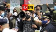 HLN LIVE. Protest in VS escaleert: agent krijgt kogel in hoofd