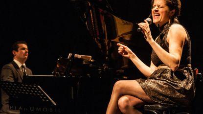 Helena Fonteyn geeft jazzconcert in abdij