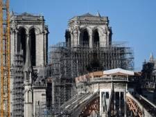 Herstel Notre-Dame gaat gevaarlijke fase in, één verkeerde beweging kan fataal zijn