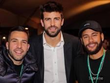Neymar aperçu dans les tribunes de la Coupe Davis à Madrid