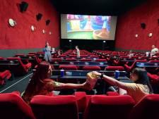 Popcorn delen op anderhalve meter en thuis plassen: zo gaat het in de bioscoop eraan toe