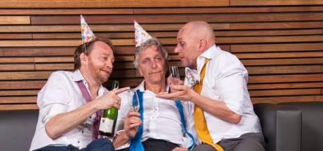 Na 25 jaar 'net onder de top' van het Nederlandse cabaret