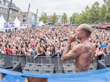 Josylvio, Tony Junior en STUK hoofdacts op Dancetour Goes