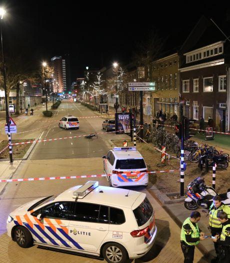 Omver rijden snorfietser is agent die op weg was naar overval in Tilburg niet te verwijten