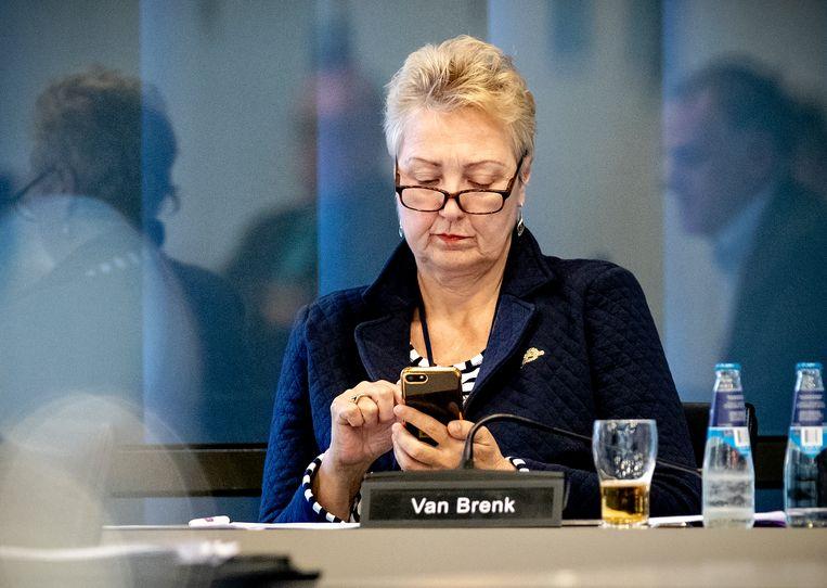 Corrie van Brenk. Beeld ANP