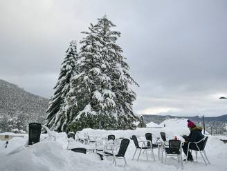 Spanje en Portugal zetten zich schrap voor hevige sneeuwval