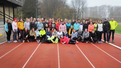 DAC reikt 80 Start To Run-diploma's uit