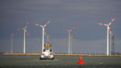 Windmolens op zee leveren dit jaar stroom aan 1,3 miljoen huishoudens