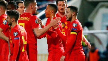 """""""De Rode Duivels wonnen. Vergeet al de rest"""": onze Chef voetbal ziet hoe match in Cyprus enkel herinnerd zal worden om de goal van feestvarken Eden Hazard"""