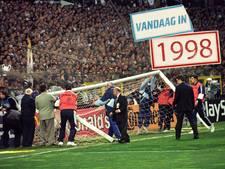 De dag dat er geen reservedoel in Bernabéu te vinden was