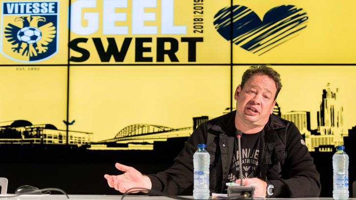 Sloetski heeft zin in Vitesse: 'Nederland nog altijd wereldtop'