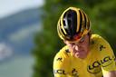 Maar na de derde etappe Binche - Epernay raakt Teunissen het geel kwijt.