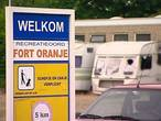 Bredanaar start actie voor Fort Oranje: 'Het is mensonterend wat je daar ziet'