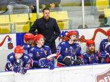 Devils en coach Van Iersel uit elkaar