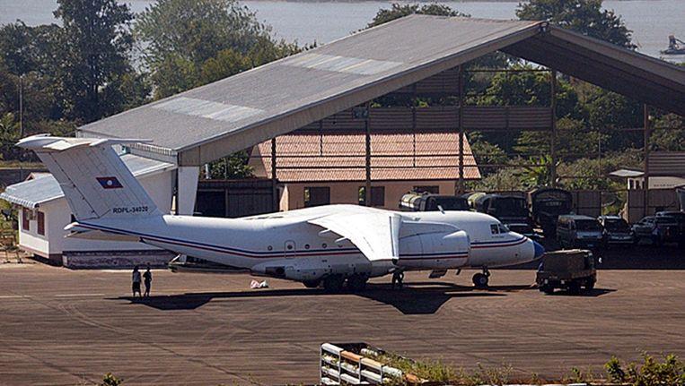 De minister kwam om in een crash met een militair vliegtuig